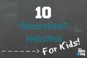 10 Websites for Kids