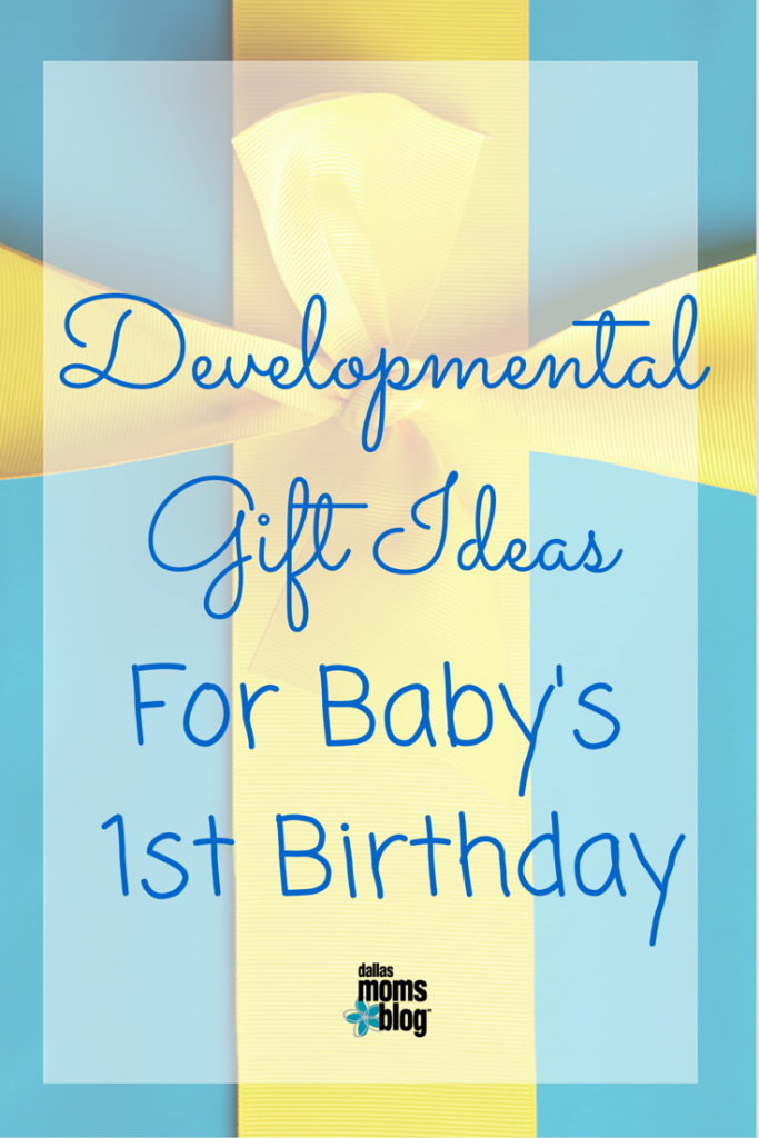 Gift Ideas for babyu0027s first birthday  sc 1 st  Dallas Moms Blog - City Moms Blog Network & Gift Ideas for Babyu0027s First Birthday