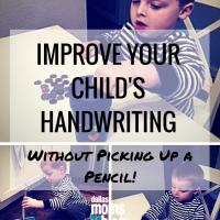 Improve Child's Handwriting