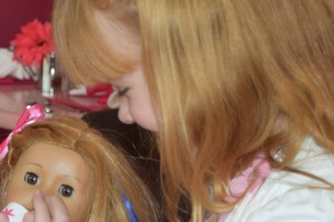 A Birthday Adventure to the Dallas American Girl Doll Store
