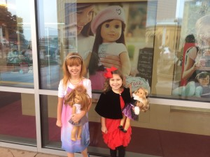 American Girl Doll Store Dallas Outside