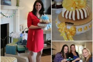 Best baby shower dessert dallas