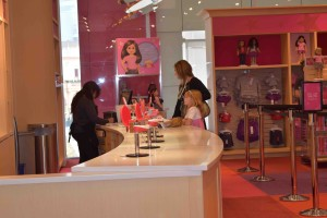 Doll Salon American Girl Doll Store