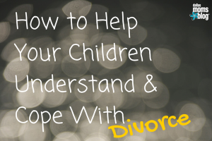 How to Help Children Understand Divorce