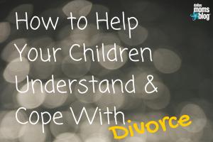 How to Help Children Understand Divorce