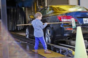car wash pics