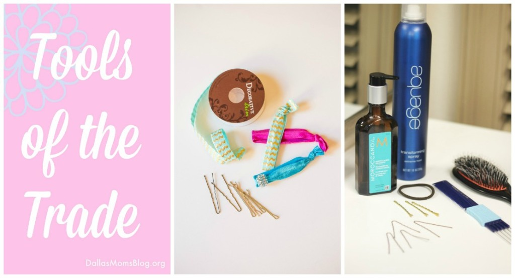 mom tools for easy hairstyles
