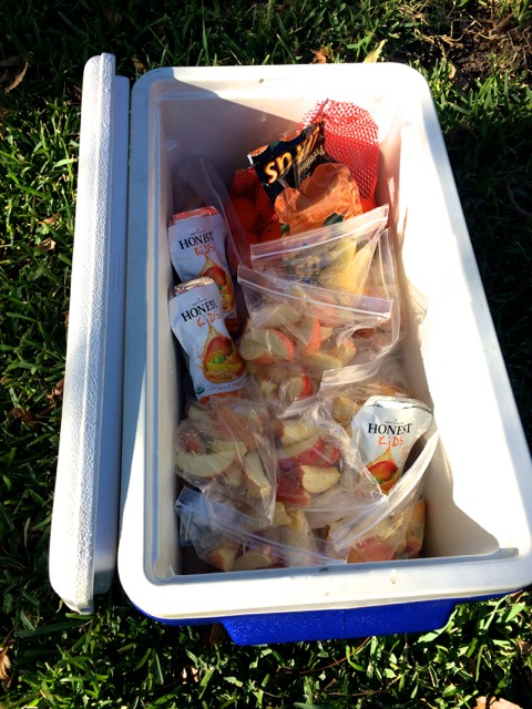 I am the soccer mom that brings healthy snacks | Dallas Moms Blog