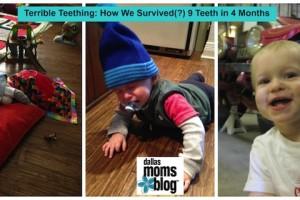 teething_momconfessions_dallasmomsblog_collage