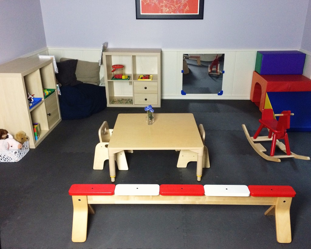 This is how the playroom looks today. It is a work in progress and it is constantly changing and developing along with Nicolas.