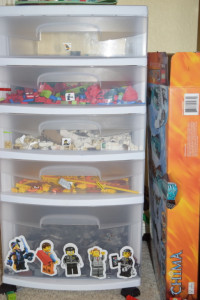 Lego Organization unit