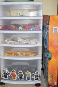 Lego Organization unit