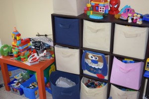 Organizational Toys Bins
