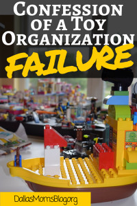 Toy organization failure