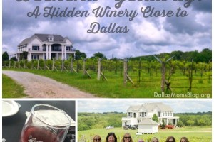 Weekend Getaway A Hidden Winery Close to Dallas