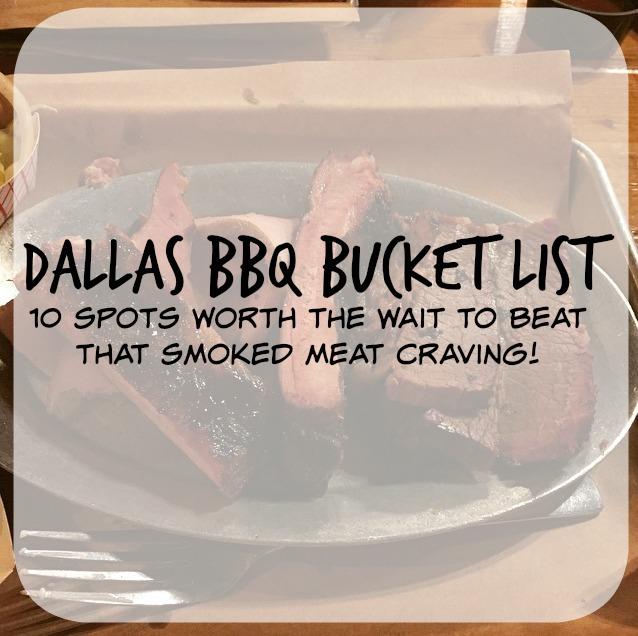 Dallas Best BBQ Spots