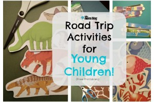 DallasMomsBlog Car Activities for Toddlers