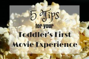Toddler's First Movie Dallas Moms Blog