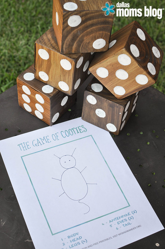 DIY Yard Games - Megan Harney for Dallas Moms Blog 1