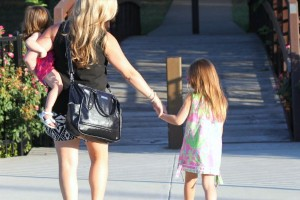 DMB Lily Jade walking together