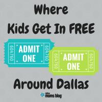 Kids Free Admission Dallas Moms Blog