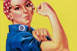 Rosie-the-Riveter