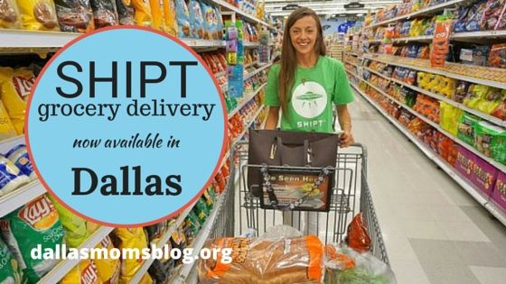 SHIPT Grocery Delivery Is a Time and Sanity Saver {+ Yearly