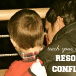 5 Easy Steps to Resolving Conflict Between Kids