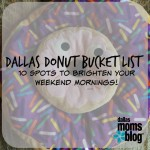 Dallas Donuts Bucket List