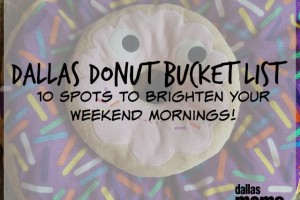 Dallas Donut Bucket List