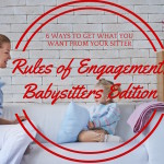 Rules of Engagement: Babysitters Edition