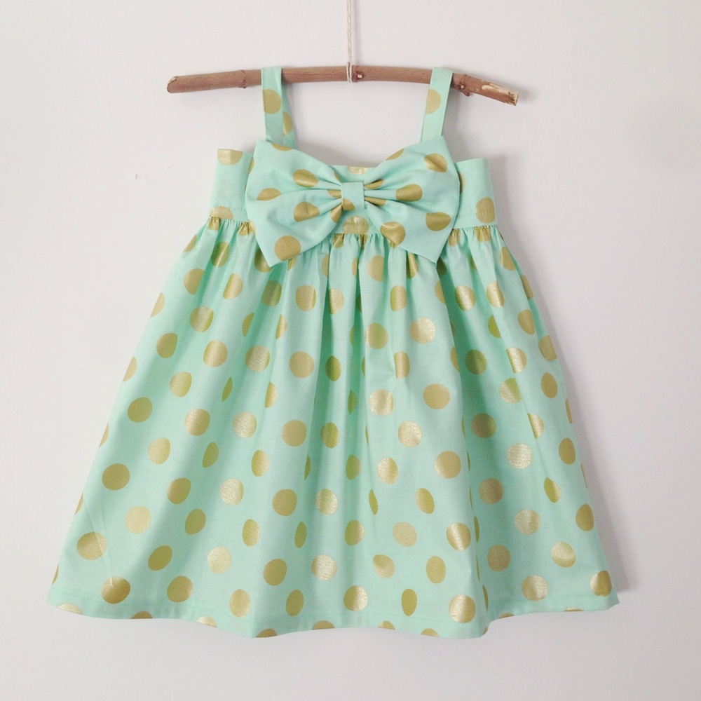 Dream Catcher Baby Dress
