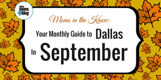 Sept 2015 Dallas Moms Guide