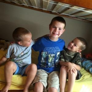 Three boys in one room 2