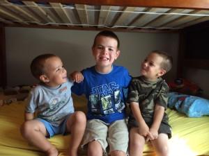 three boys in one room 3