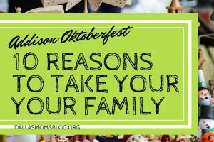 Addison Oktoberfest Dallas Moms Blog Feature