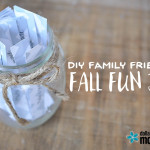 DIY Fall Family Fun Jar {Plus a Free Printable!}