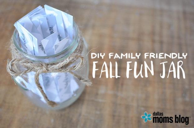 DIY Fall Family Fun Jar | Megan Harney for Dallas Moms Blog Header