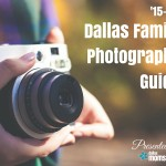 A Guide to Dallas Metroplex Family Photographers {2015-2016}