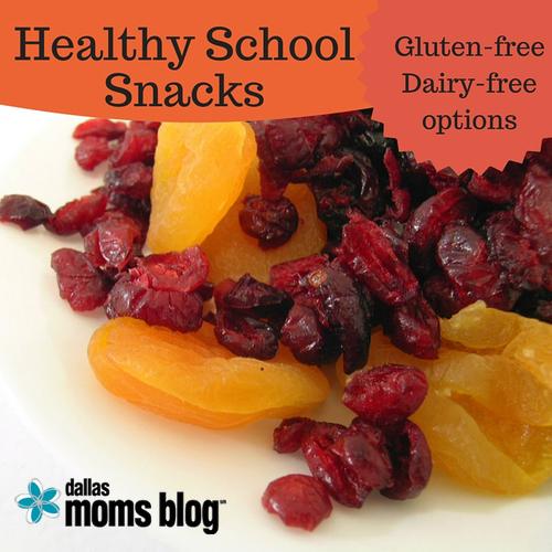 School Snacks - Gluten-Free Dairy-Free | Dallas Moms Blog
