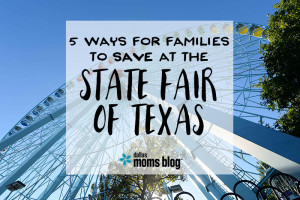 State Fair of Texas - Megan Harney for Dallas Moms Blog Header