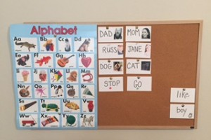 Bulletin Boards at Home Dallas Moms Blog