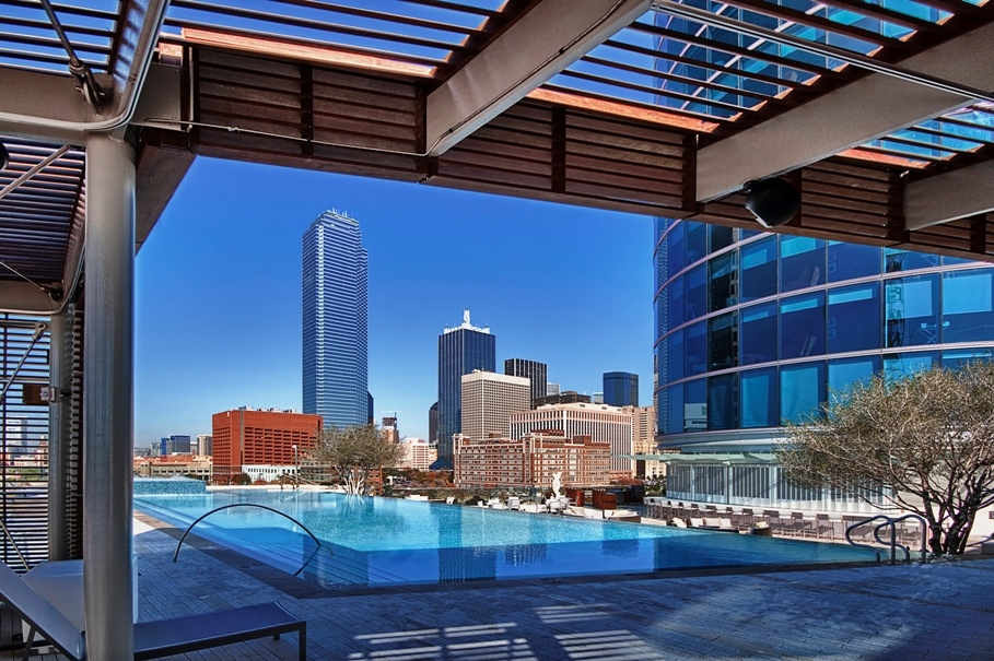 Top Three Hotels for an Overnight Date in Dallas