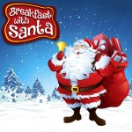 Bring the Family to Breakfast with Santa {Tickets on Sale TONIGHT!}