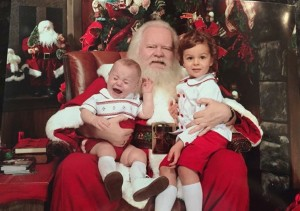 Dallas Moms Blog NorthPark Santa
