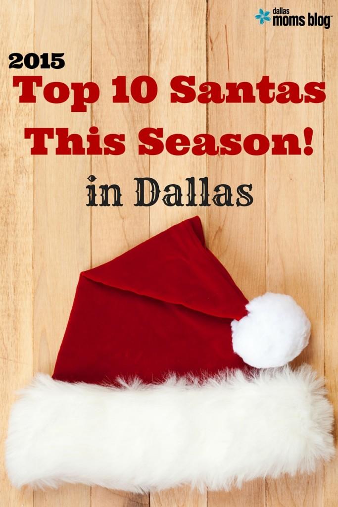 Dallas Moms Blog Santa 2015 (1)