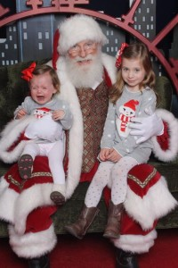 Dallas Moms Blog Santa Galleria