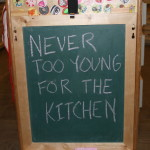 Kitchen Tools for Young Children