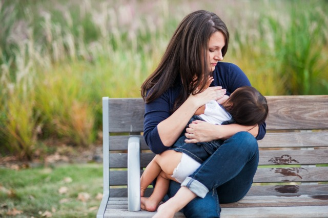 Things to look forward to when done breastfeeding