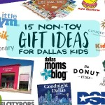 15 Non-Toy Gifts for Dallas Kids